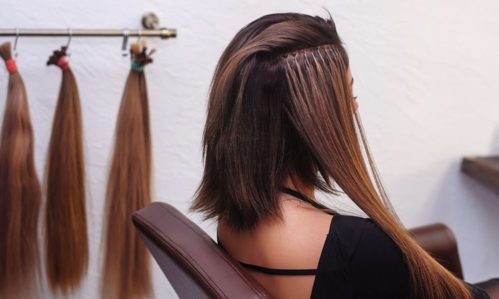 How Extensions Can Benefit Those With Thinning Hair
